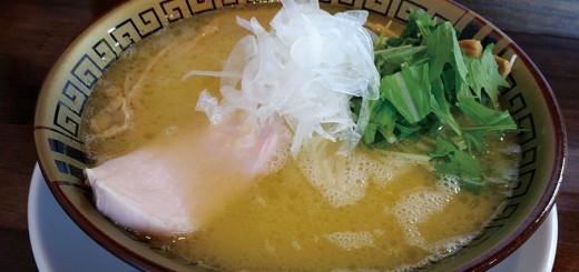 鶏コテらぁ麺 塩(780円)