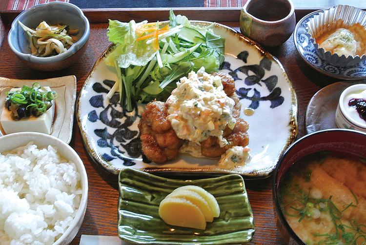 日替わり定食 穂乃屋膳(980円)