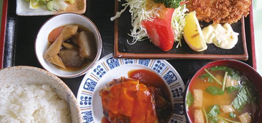 日替わり定食(780円)