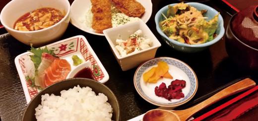 匠彩ランチ(850円)ご飯大盛り無料