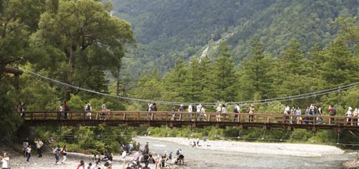 夏の河童橋