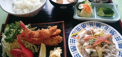 日替り定食(780円)
