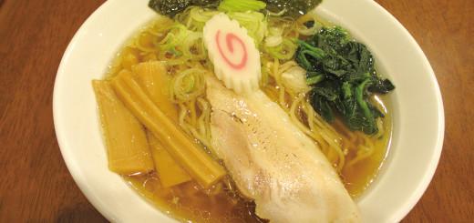 黄金の鶏そば(778円)
