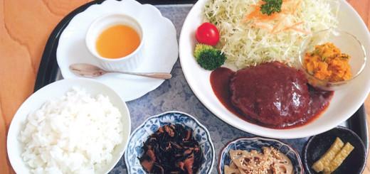 本日のランチ[ご飯](750円)